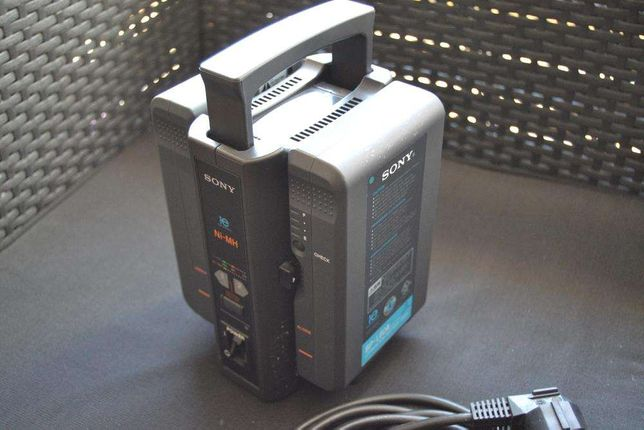 Sony dual charger BC-M50 c/2 baterias BP-L60A