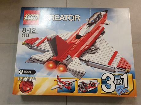 Lego Creator 5892, Nowe, Grom dźwiękowy