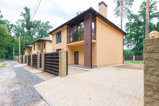 Без комиссии. Новый дом в Ворзеле Кленовая