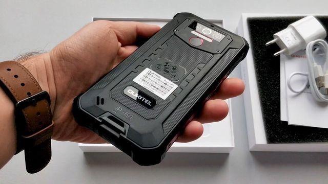 Смартфон Oukitel WP5 4GB/32Gb, 8000mAh Противоударный китайский телефо