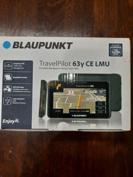 Nawigacja Blaupunkt TravelPilot 63 CE LMU