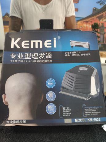Máquina de Auto Corte Cabelo Kemei