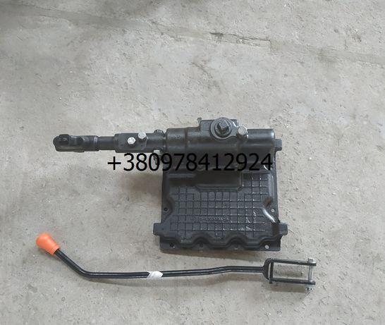 Крышка коробки передач нового образца бокового включения МТЗ-80/82.