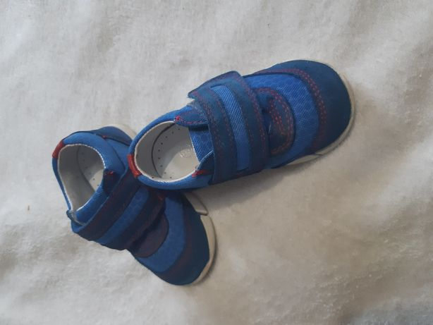 Кроссовки bartek (superfit,ecco,geox) 21 размер