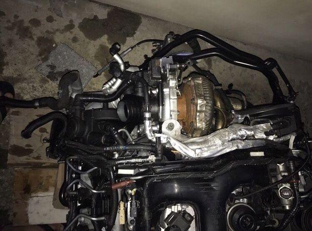 Порш каен туарег Audi Q7 двигатель навесное двигун мотор