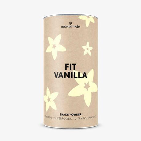 Natural Mojo Fit shake Vanilla 500g nowy