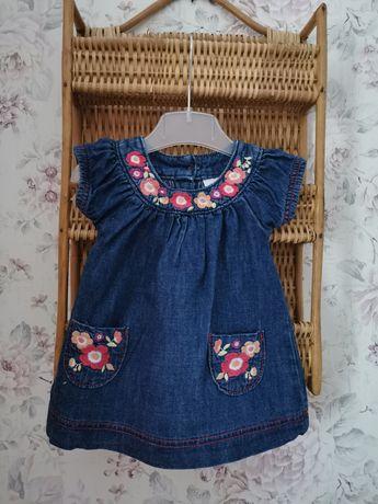 Sukienka F&F newborn