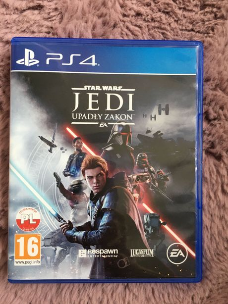 Gra Playstsation PS4 Jedi Upadły Zakon