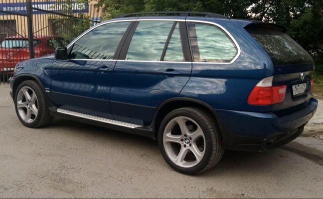 BMW X5 E53 4.4i газ/бензин