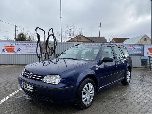 Volkswagen Golf 4 1.4 16v 2001 универсал