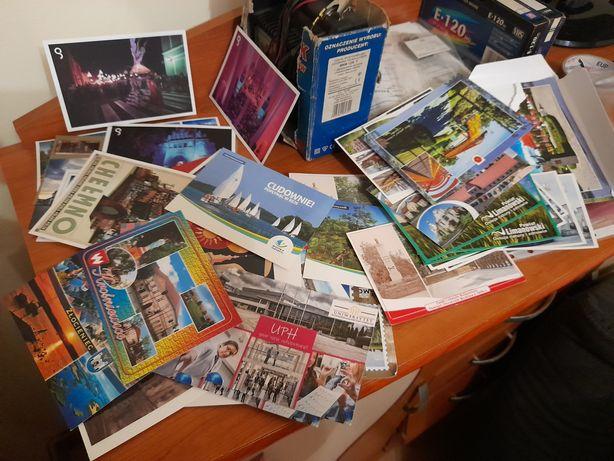 Pocztówki różne miasta