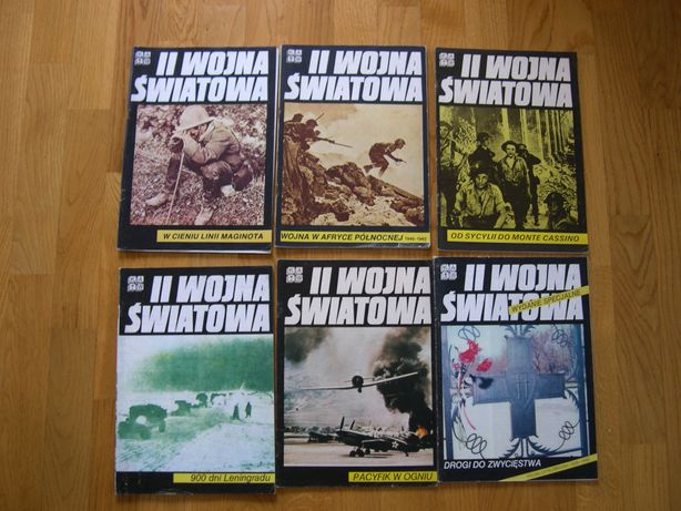 II wojna światowa zeszyty KAW
