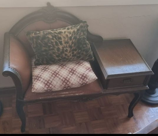 Cadeirao - senhorinha- antigo