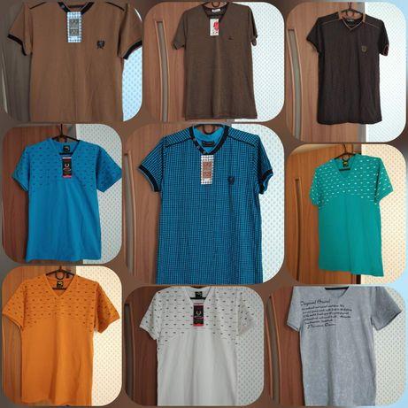 Розпродаж нових футболок. Виробник Турція