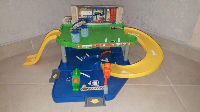 Парковка- гараж bburago