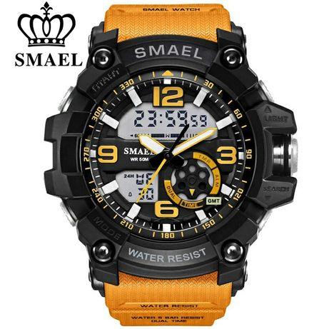 Zegarek Smael Militarny
