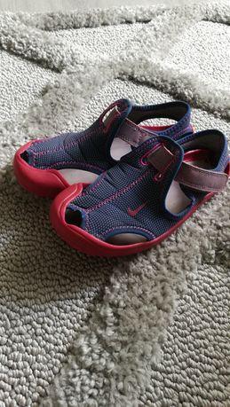 Nike sandałki dziewczęce r 31