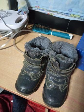 Зимние ботинки размер 25, много вариантов