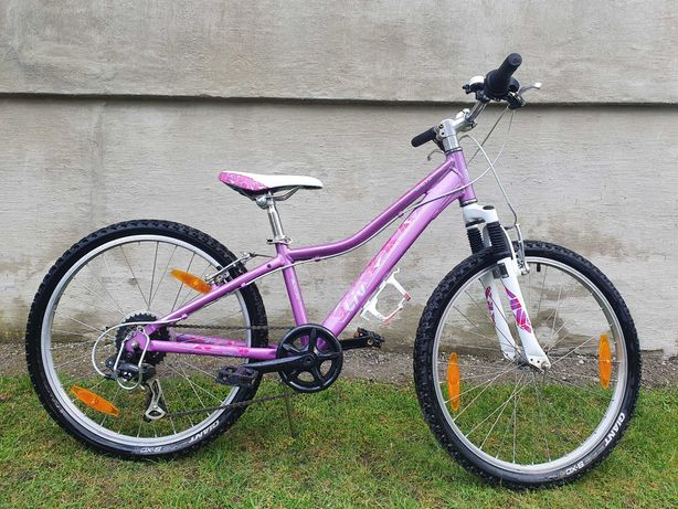 Rower GIANT Liv Areva 2 24'' dla dziewczynki 7-12 lat