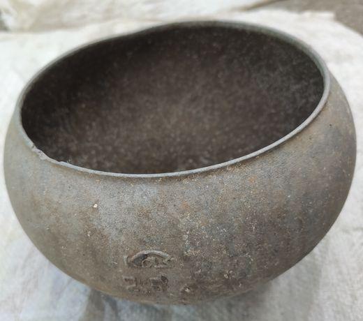 Казан, чавун, баняк 2,5 для декора