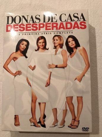 """DVDs """"Donas de Casa Desesperadas"""" - 1ª Temporada"""