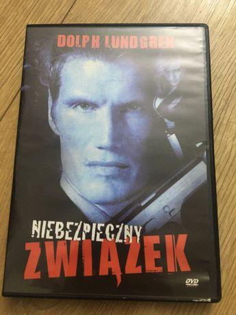 Płyta DVD film niebezpieczny związek