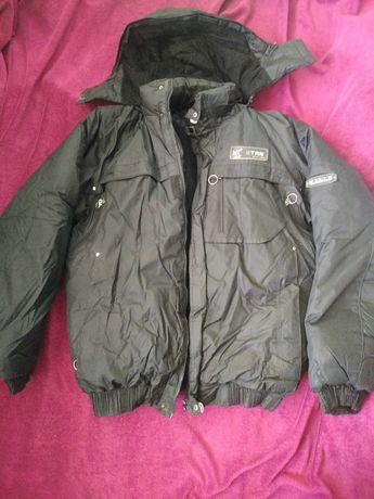 Куртка зимняя мужская 52-54 р.