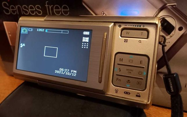 Aparat cyfrowy Samsung i70