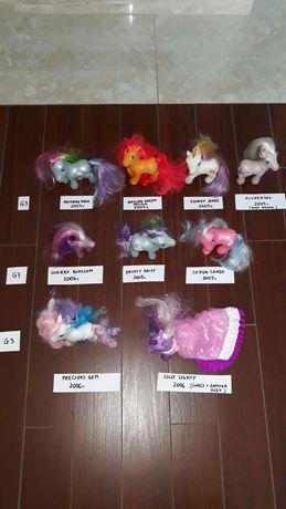 Kucyki MLP My Little Pony G3 kolekcjonerskie figurki