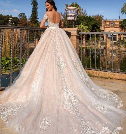 sukienka ślubna Cristal