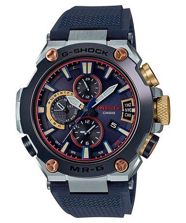 Часы Casio G-SHOCK MRG-G2000RJ-2A! NEW! ОРИГИНАЛ! Гарантия 2 года!