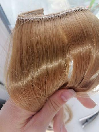 Накладные волосы. Волосы на леске