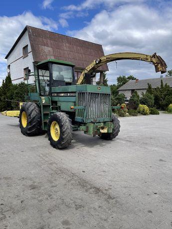 Sieczkarnia do kukurydzy JOHN DEERE 5730