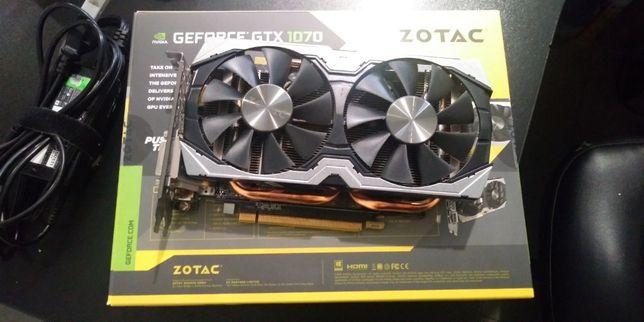GTX 1070 Mini Zotac 8gb