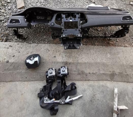 Deska airbag airbagi kokpit poduszki do Renault Talisman head UP kpl