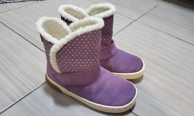 Демисезонные ботинки Stride Rite 28 размер