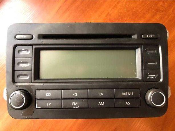Radio samochodowe do VW