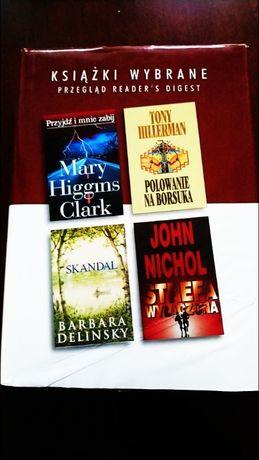 Książki wybrane.