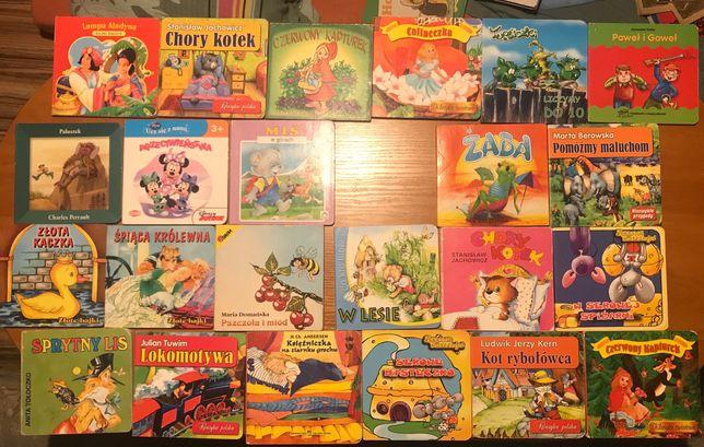Książki dla dzieci z grubą okładką