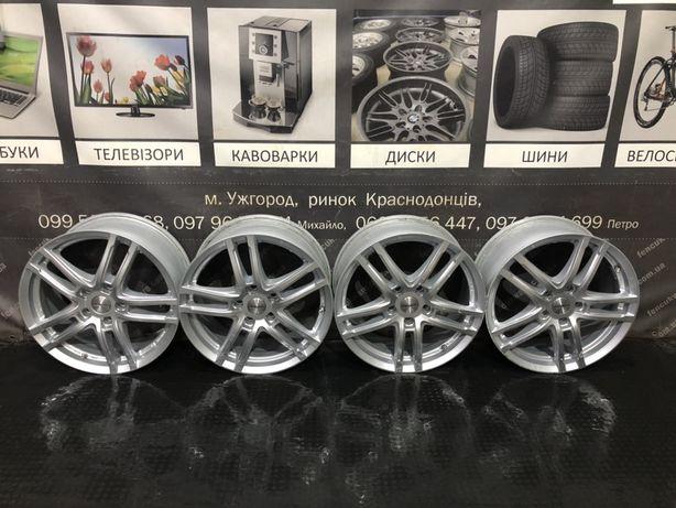 Диски 17R 5x112 7.5J DIA66.6 ET54 Mini Audi Skoda Seat VW