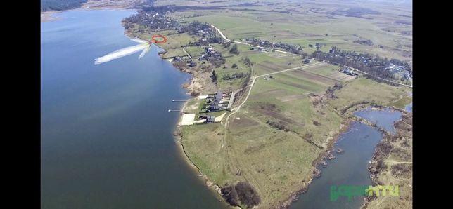 Земельна ділянка 0.14 га. на березі озера Грущів, Завадівське водосхов