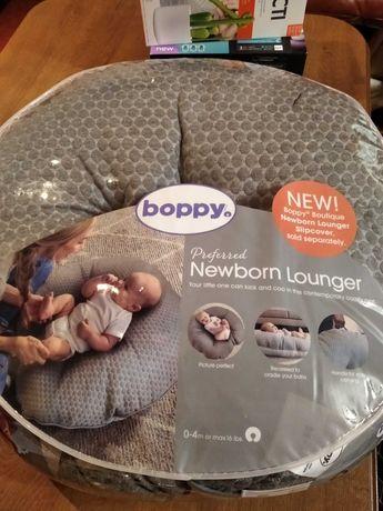 Подушка для немовляти кругла boppi.