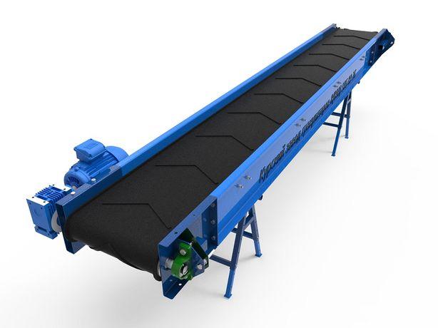 Ленточный конвейер транспортер стрічковий конвеєр транспортер