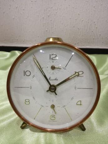 Relógio Despertador Mauthe