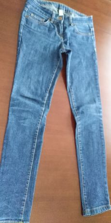 Spodnie denim 36