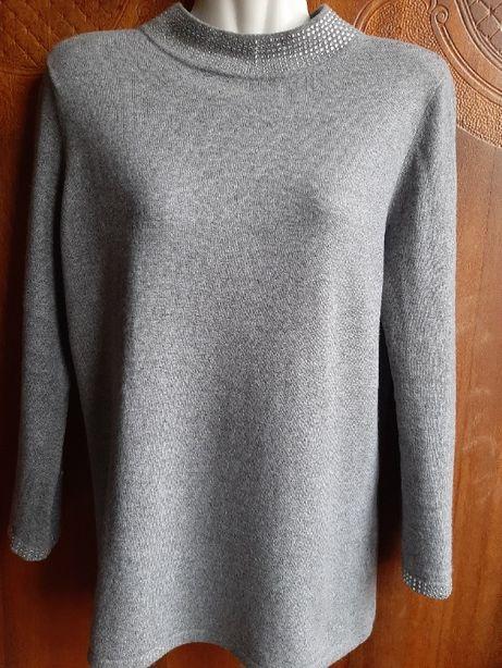 Красивый и тепленький свитер Clements Ribeiro р. 12