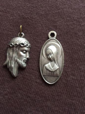Zawieszka Maryja/ Jezus