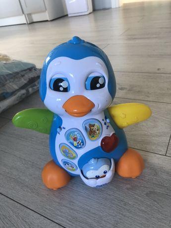 Grający pingwinek