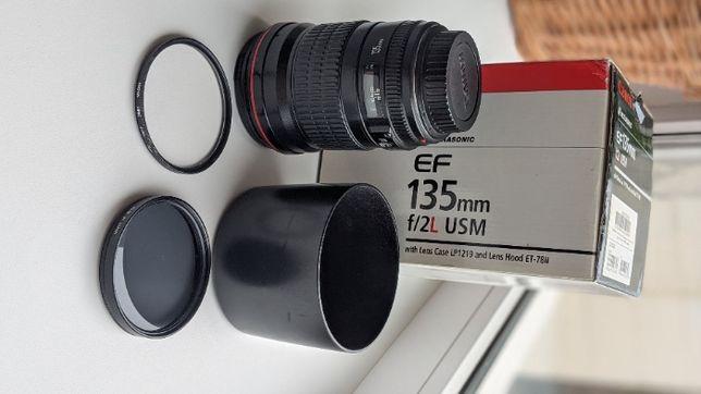Canon 135mm F2.0