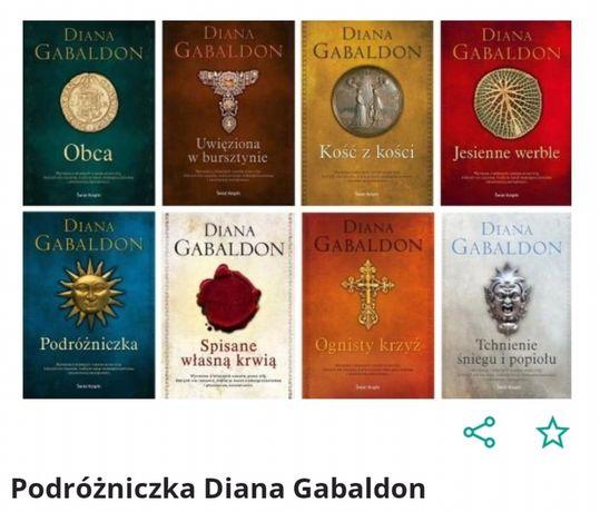 Podróżniczka Diana Gabaldon Outlander